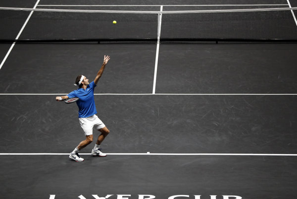 Roger Federer zabojuje o ôsmy triumf na Turnaji majstrov.