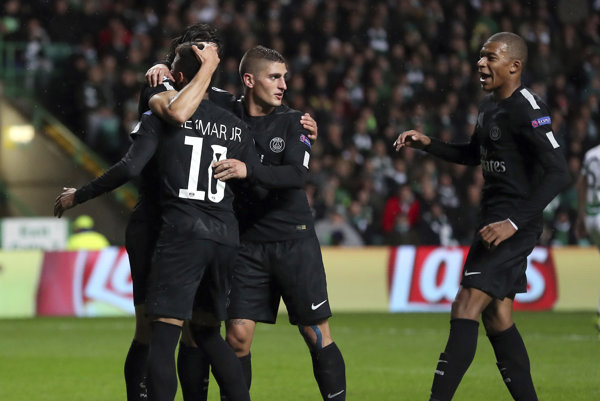 Pre PSG je Liga majstrov prioritou.