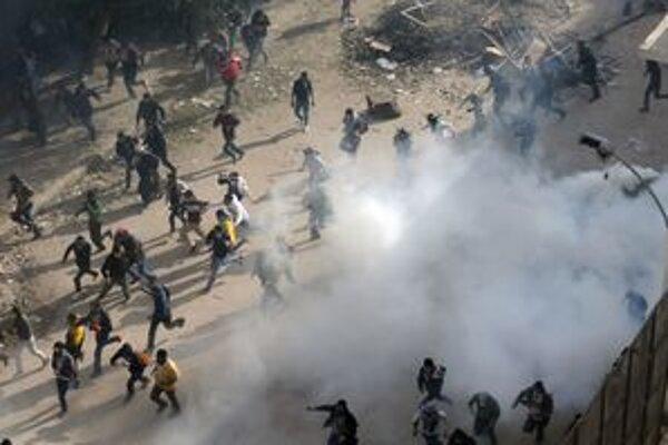Nepokoje sú v Káhire na dennom poriadku.