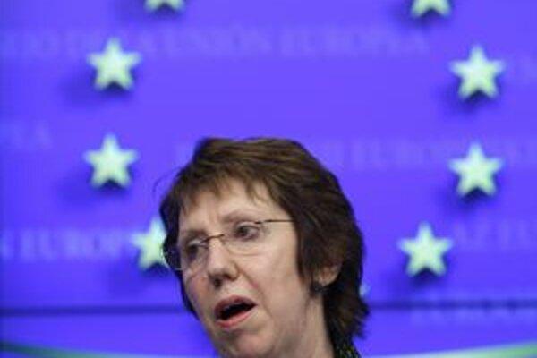 Catherine Ashtonová.
