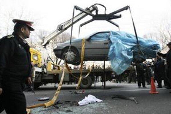 Vedca zabila bomba, ktorú pripevnili páchatelia na jeho auto.