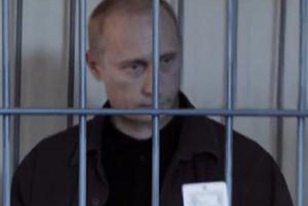 Ruská fikcia: Vladimir Vladimirovič Putin za mrežami.