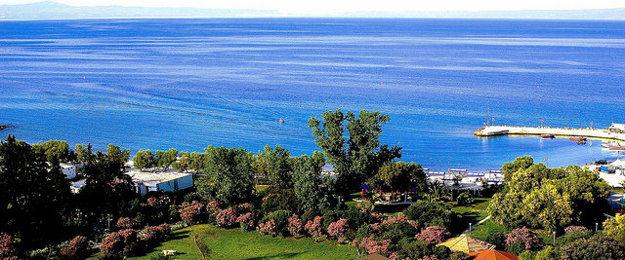Chalkidiki v Grécku patrí medzi vyhľadávané destinácie.