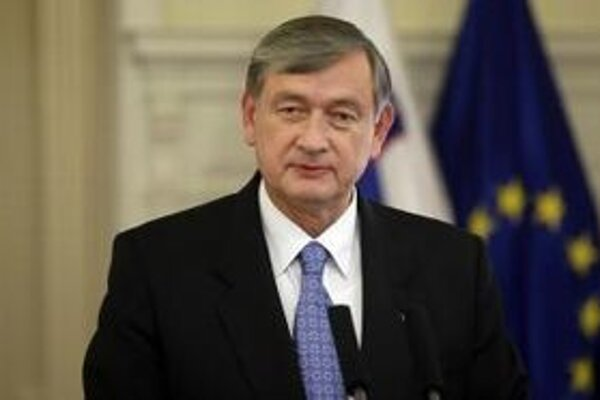 Slovinský prezident Danilo Türk.