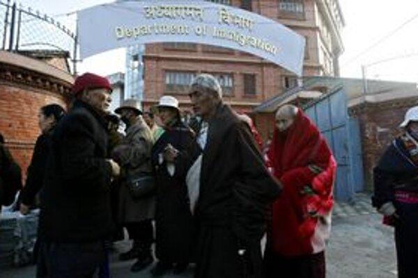 Tibeťania.