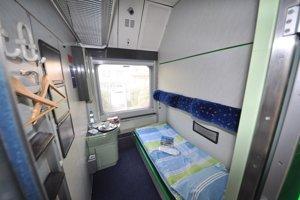 Dopyt po cestovaní v spacích vozňoch nočných vlakoch u Slovákov rastie.