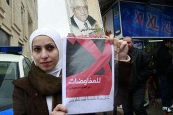 Palestínska aktivistka.