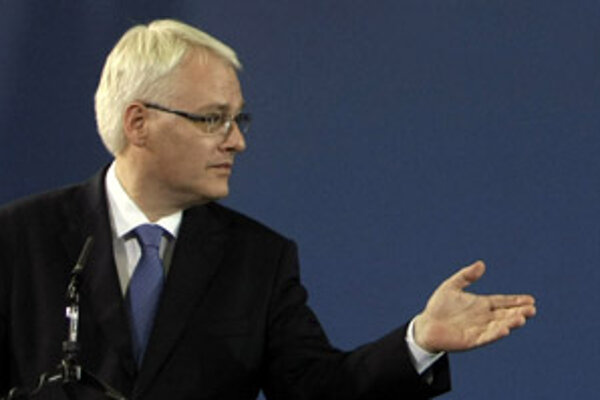 Chorvátsky prezident Ivo Josipovič.