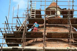 Rekonštrukcia Rotundy sv. Juraja