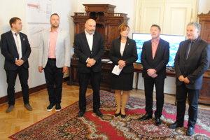 Predstavili dopravné projekty v Prešove.