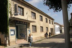 Bývalé kino Palace. Pred niekoľkými rokmi ho mesto chcelo predať.