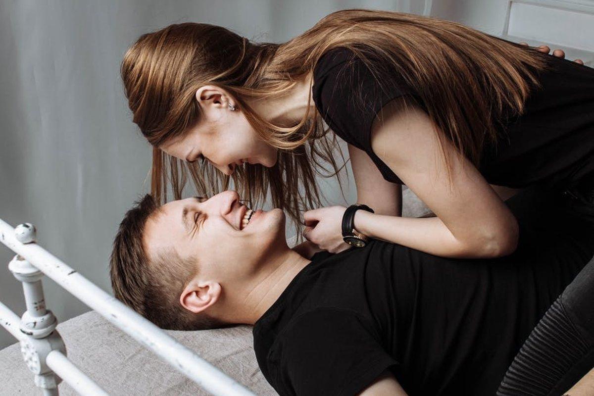 Najlepšie lesbické sex pohyby