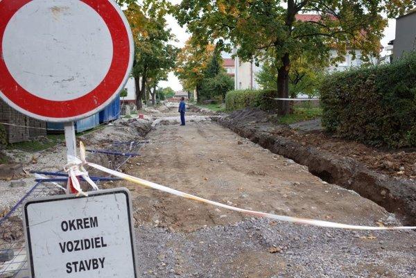 Kukučínova ulica.