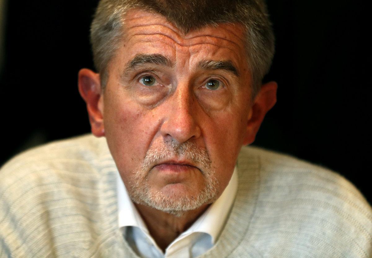 Únos na Krym: Babiš na polícii vypovedal v kauze údajného únosu - svet.sme.sk