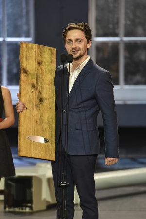 Druhá Doska. Prvú získal v roku 2011 ako Objav sezóny.
