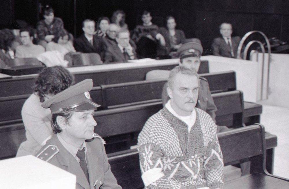 Ján Molnár (1942). Prvú vraždu spáchal už v 70. rokoch, v roku 1980 dostal za ňu 15 rokov.