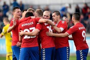 Iskra postúpila medzi osmičku najlepších tímov Slovnaft Cupu.