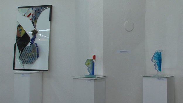 Výstava sklárskej tvorby NMaG