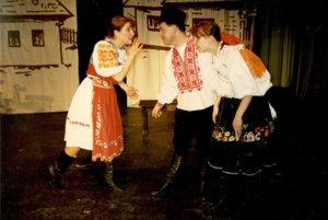 Tu sa to celé začalo: Detvianska nátura (1997). Sprava Danka Čubanáková, Stanislav Krško, Silvia Bystrianska.