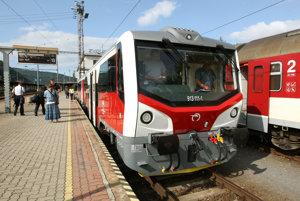 Vlaky by v budúcnosti mohli pribudnúť aj v okolí Zvolena a Banskej Bystrice.