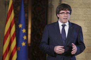Premiér Carles Puigdemont.