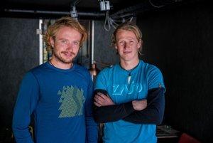 Michal a Juraj sa pripravujú na odvážnu expedíciu.