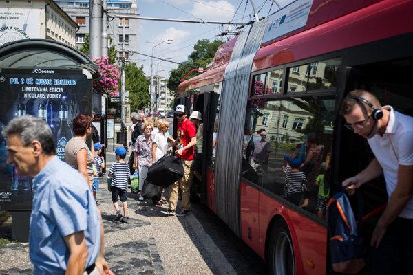 Európsky týždeň mobility má upozorniť na alternatívne druhy dopravy.