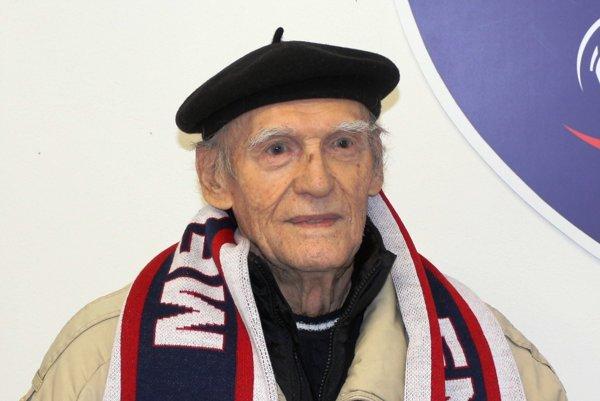 Oslávenec Ján Bosák
