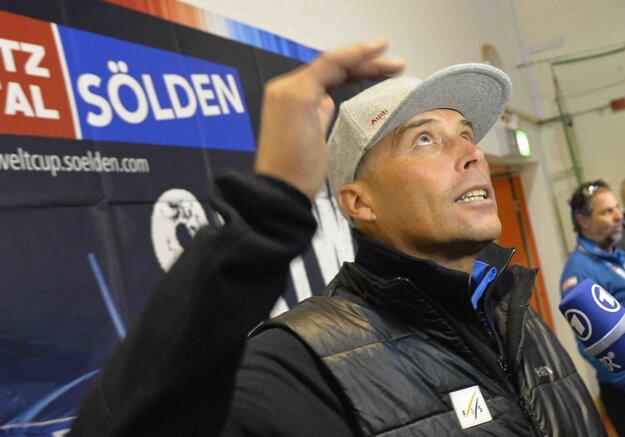 Riaditeľ súťaží mužov Medzinárodnej lyžiarskej federácie (FIS) Markus Waldner.
