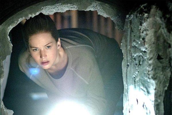 Jennifer Lawrence vo filme matka!