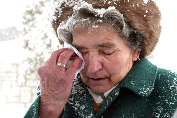 Anna Nováková (†83)