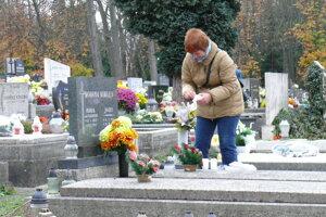 Sklabinský cintorín v Martine IV.