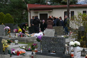 Na cintoríne v Beniciach II.