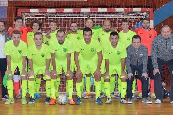 Nový futsalový tím MŠK Žilina Futsal.