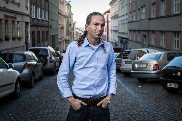 Ivan Bartoš, predseda Českej pirátskej strany