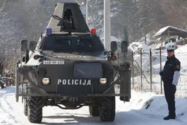 Podobnú akciu nepodnikla polícia v Bosne od vojny.
