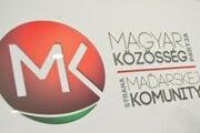 Logo strany SMK.