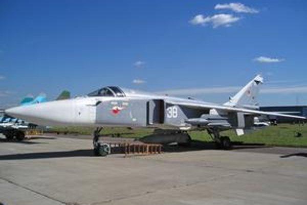 Suchoj Su-24.