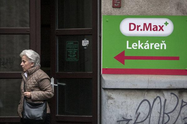 Lekáreň Dr. Max.