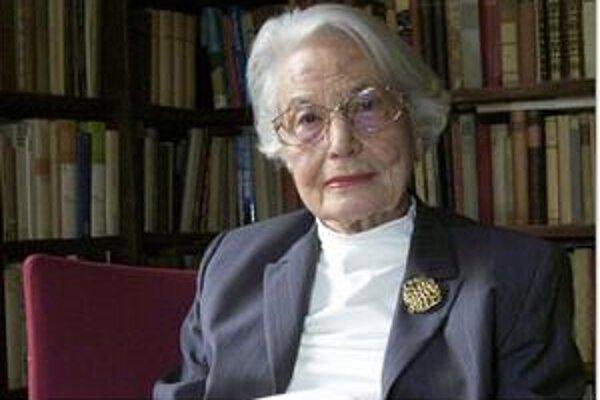 Elisabeth Noelleová-Neumannová.