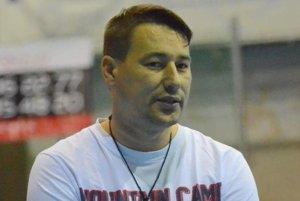 Milan Štrbák, tréner Martina.