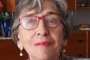 Magdaléna Zadorová, rod. Sternová.
