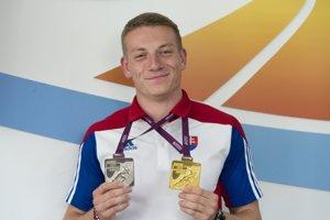 Volko ako majster Európy na 200 m a vicemajster Európy na 100 m z XI. ME do 23 rokov v atletike.
