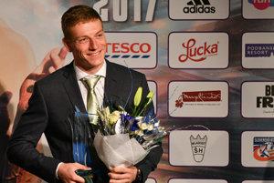 Ján Volko sa stal slovenským atlétom roka.