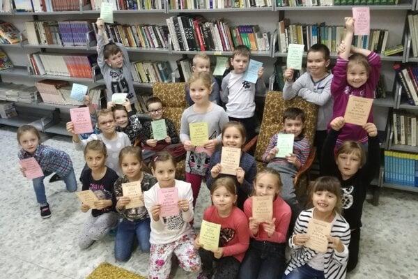 Deti zo ZŠ J. A. Komenského si vyskúšali viacero aktivít.
