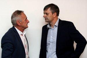 Starosta Mýtnej Pavel Greksa v rozhovore so splnomocnencov vlády Igorom Janckulíkom