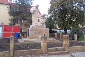 Pamätník obetiam 1.svetovej vojny.