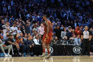 Tradične najlepším strelcom Clevelandu bol LeBron James.