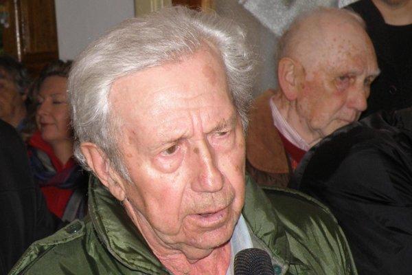 Jaroslav Žilák na trestanecký tábor v Handlovej spomína dodnes.