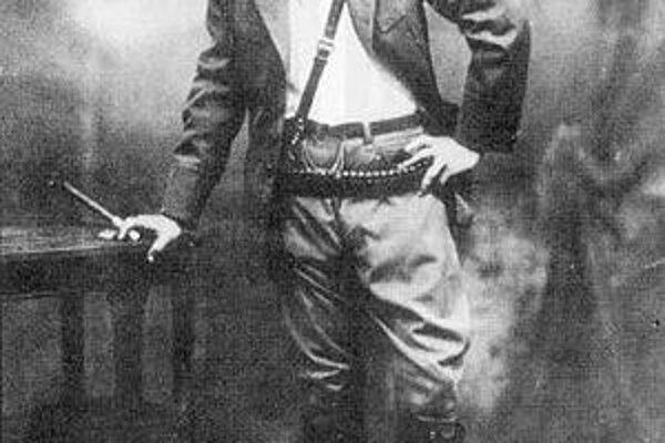 Augusto Sandino.